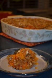 11). Sweet Potato Casserole