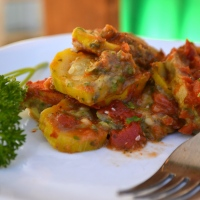 Vegan Italian Vegetable Casserole