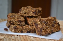 4. Homemade Clif Bars