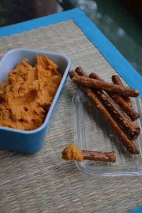Spiced Sweet Potato Casserole