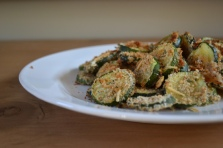 14. Parmesan Zucchini Chips