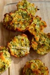 6. Zucchini Bites