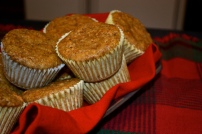 Ice Box Bran Muffins