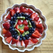 Fresh Fruit Dessert Camp
