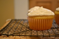 Vegan Lemon Cupcake with Lemon Buttercream Frosting