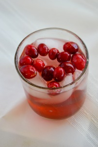 Cranberry Whiskey Cocktail