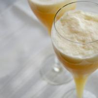 Creamy Mimosa