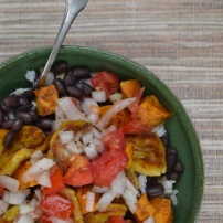 Vegan Cuban Bowl