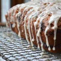 Blueberry Cinnamon Coffee Cake
